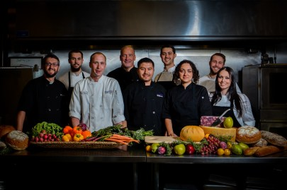 Serendipity Kitchen Staff 2014