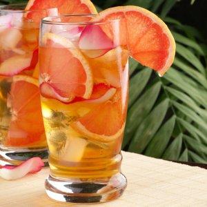 Grape Herb Iced Tea