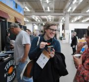Serendipity Catering staff enjoyed attending the Eat Colorado Food Show.