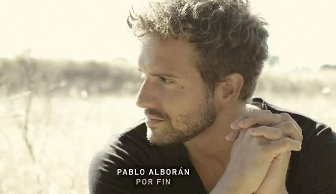 por fin Pablo Alboran
