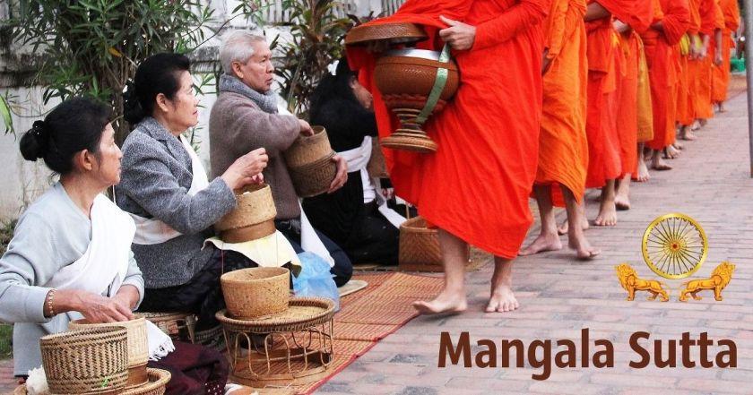 Snp 2.4 Maha Mangala Sutta: Discourse on Blessings