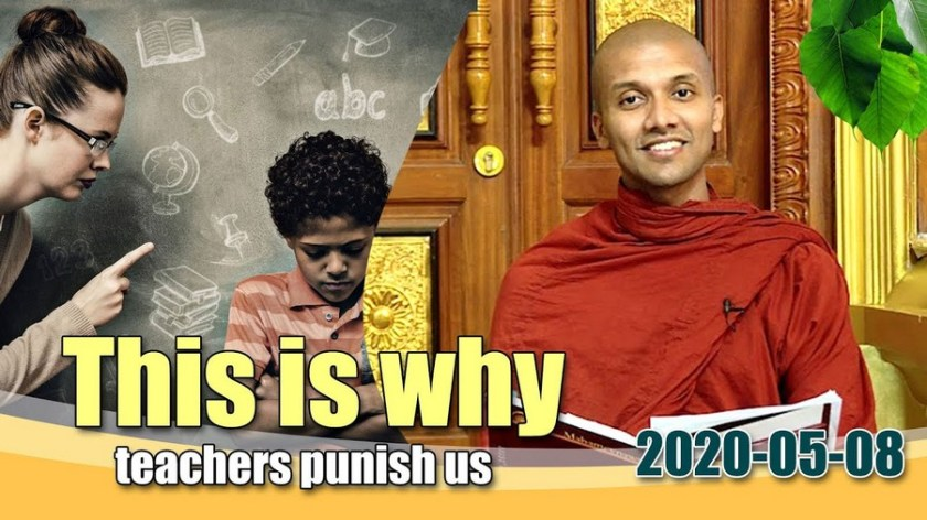 This is why teachers punish us | Mirror of the Dhamma for Kids