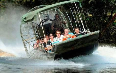 Aquasafari - Fahrgeschäfte Serengeti-Park
