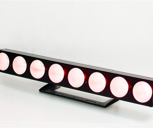 PAN 8 x RGB 30W LED Pixel
