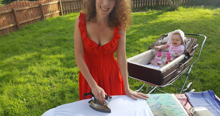 The Lost Art of Ironing