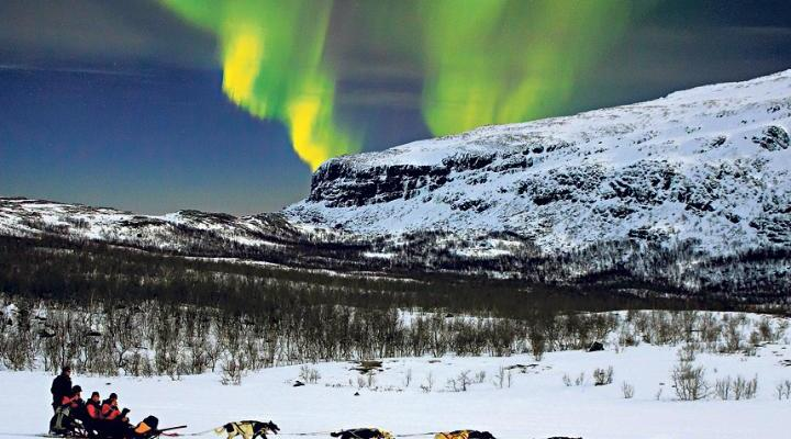 The Trip of a Lifetime: The Northern Lights