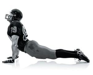 Football Yoga