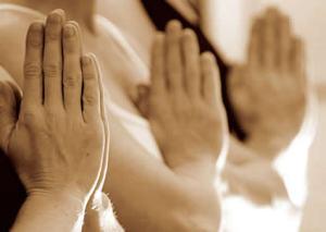 Gratitude Yoga - Namaste