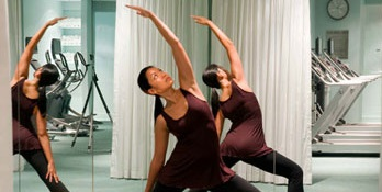 Yoga Practice While On Business Travel