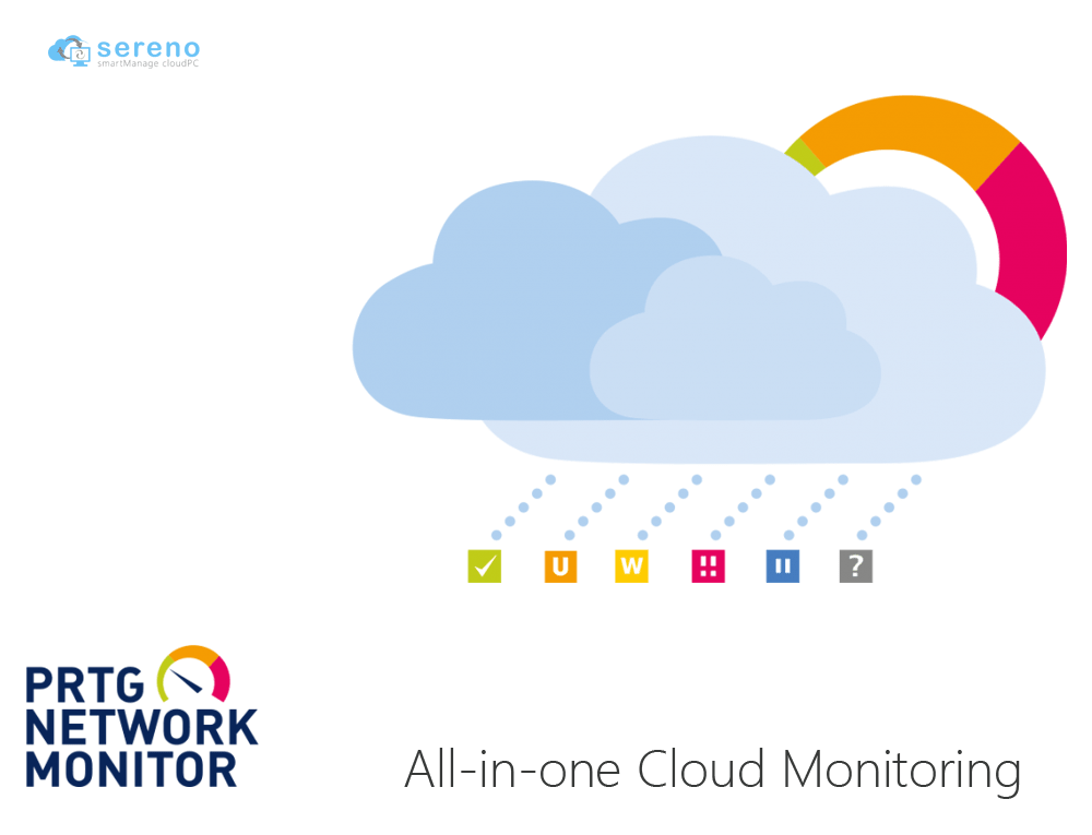 PRTG Cloud Monitoring