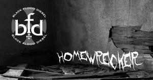 Black Flood Diesel Homewrecker