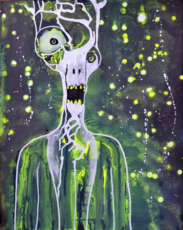 Evident Alien by Artemis Sere