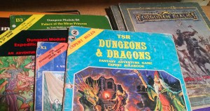 Artemis the Gamer Dungeons and Dragons