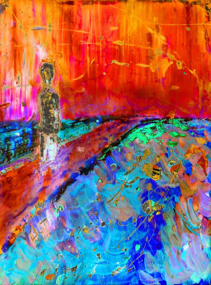 Artemis Sere SS-SG-00348 Stream of Subconsciousness