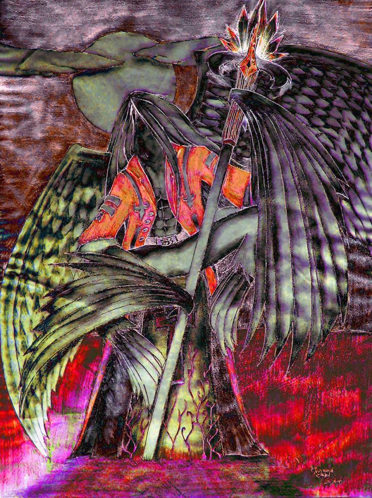 Artemis Sere SS-SG-00068 The Wayward Angel