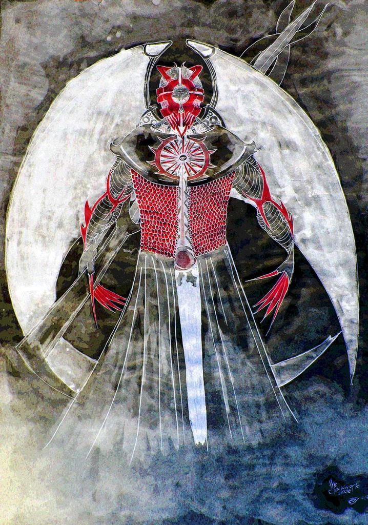 Artemis Sere SS-SG-00070 The Clockwork Angel