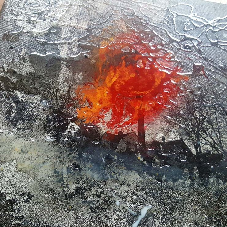 Artemis Sere SS-SG-00357 As the Suburb Burns Down