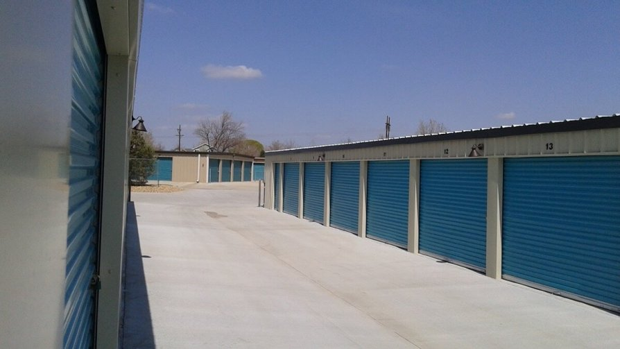 rent storage unit
