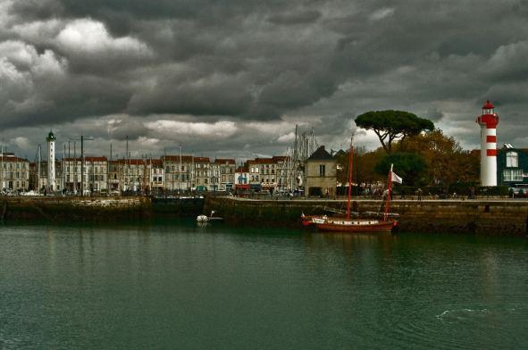 Port de La Rochelle - Serge Ducout - Photographie