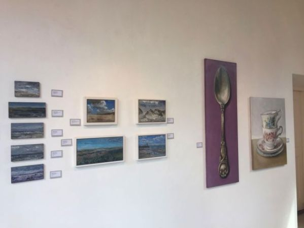 Lepel expositie Galerie Posthuys
