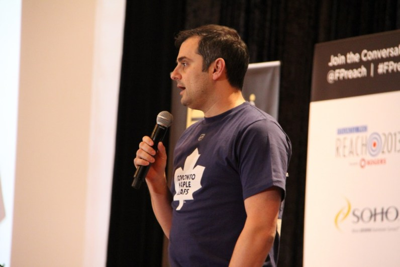 Gary Vaynerchuk Social Media Expert & New York Times and Wall Street Journal Best-Selling author