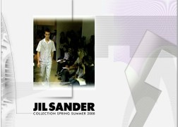 JIL SANDER . Cover Catwalk