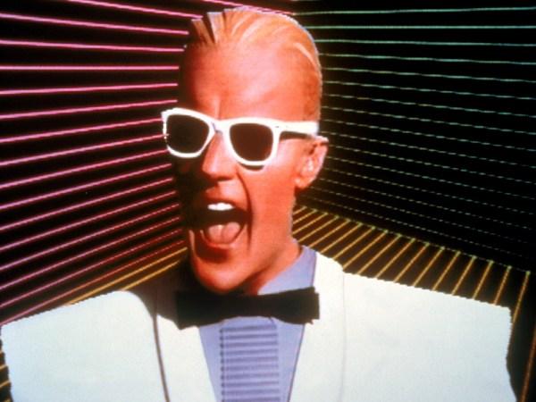 Max Headroom : Icona Pop degli anni '80