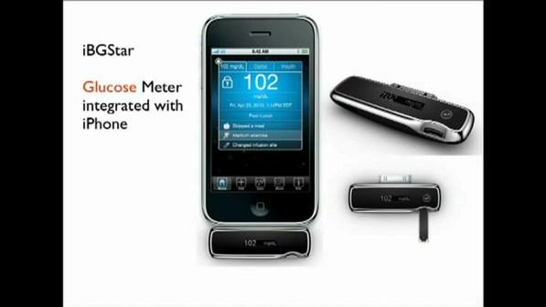 iBIGStar Glucose Meter
