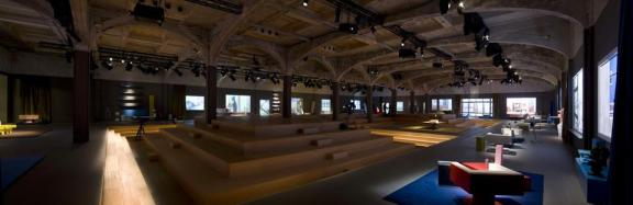 Panoramica Location Prada FW2013
