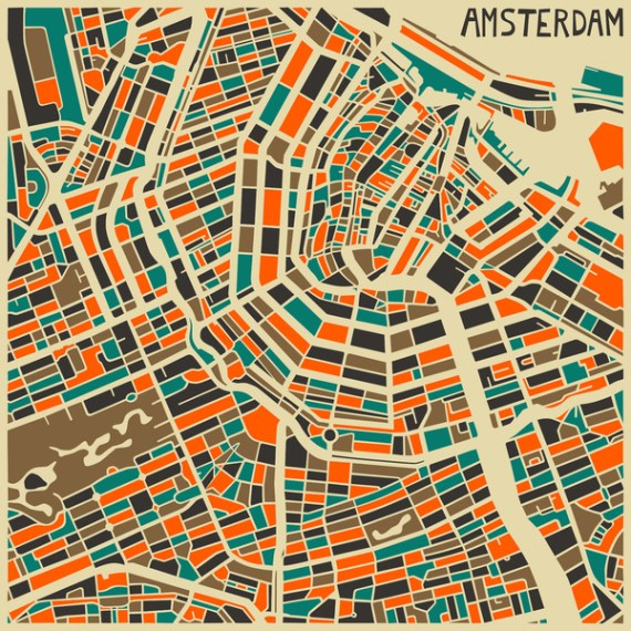 AMSTERDAM - JAZZBERRY BLUE