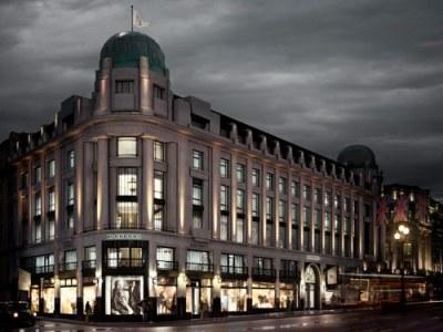 Burberry Flagship Store Regent Street London
