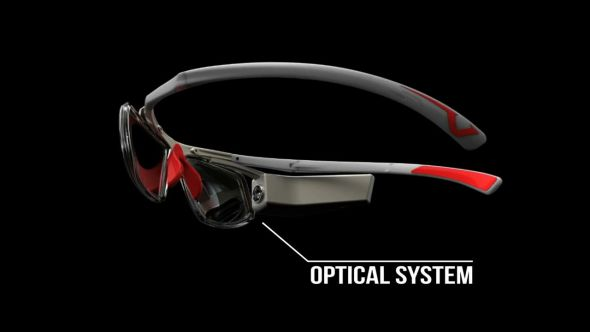 GLASSUP-Optical System
