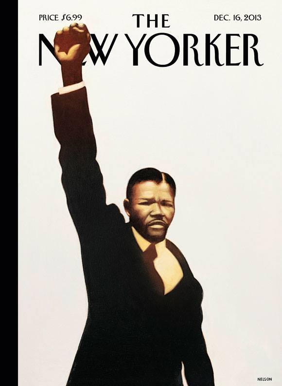 Nelson Mandela New Yorker