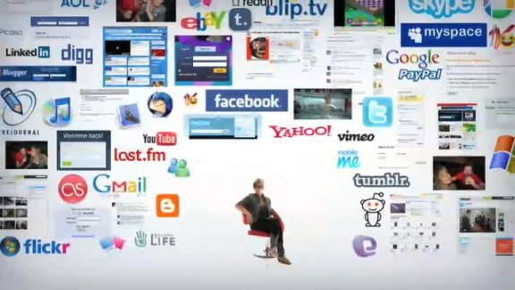 Digital life and social network