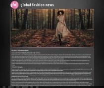 Global Fashion News Press Page