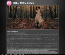 Global Fashion News Press Page