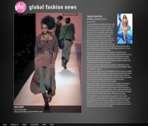 Global Fashion News Slideshow