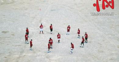 Calcio, iniziata la preparazione della Polisportiva Nicosia – VIDEO