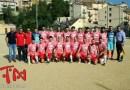 Calcio Prima Categoria, prima sconfitta stagionale del Nicosia in casa contro l'Atletico Gorgonia – VIDEO