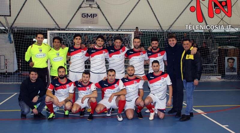 Calcio a 5 serie C2, vittoria a tavolino per il Nicosia Futsal per il tesseramento irregolare di un calciatore della Puntese
