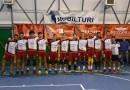 Pallavolo maschile serie C, netta sconfitta dei Diavoli Rossi Nicosia ad opera del Mondo Volley Messina
