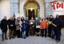 Nicosia, celebrati in comune i cento anni di Giuseppe Imbarrato – FOTO & VIDEO