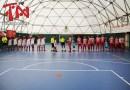 """Calcio a 5 serie C2, termina con un pareggio il """"derby del campanile"""" tra Polisportiva Nicosia e Nicosia Futsal – FOTO & VIDEO"""