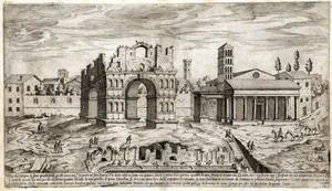 -Tempio di Giano e San Giorgio al velabros 120 a