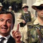 """Frattini: """"nostro dovere rispettare gli impegni internazionali"""". D'accordo, purché valga sempre e per tutti ."""