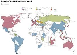 Di cosa ha paura il mondo?