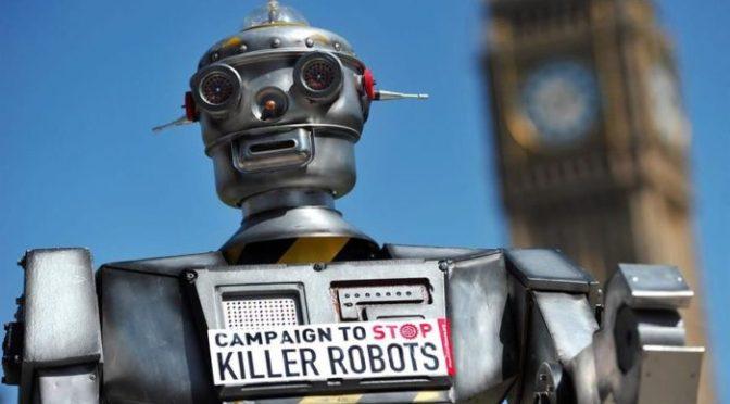 Killer Robots per uccidere senza rimorsi