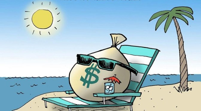 """Paradise papers"": scandalo per chi?"