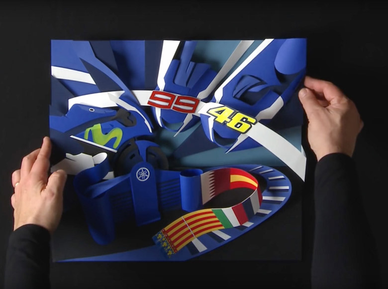 Movistar Yamaha MotoGP 2016 Season's Greetings