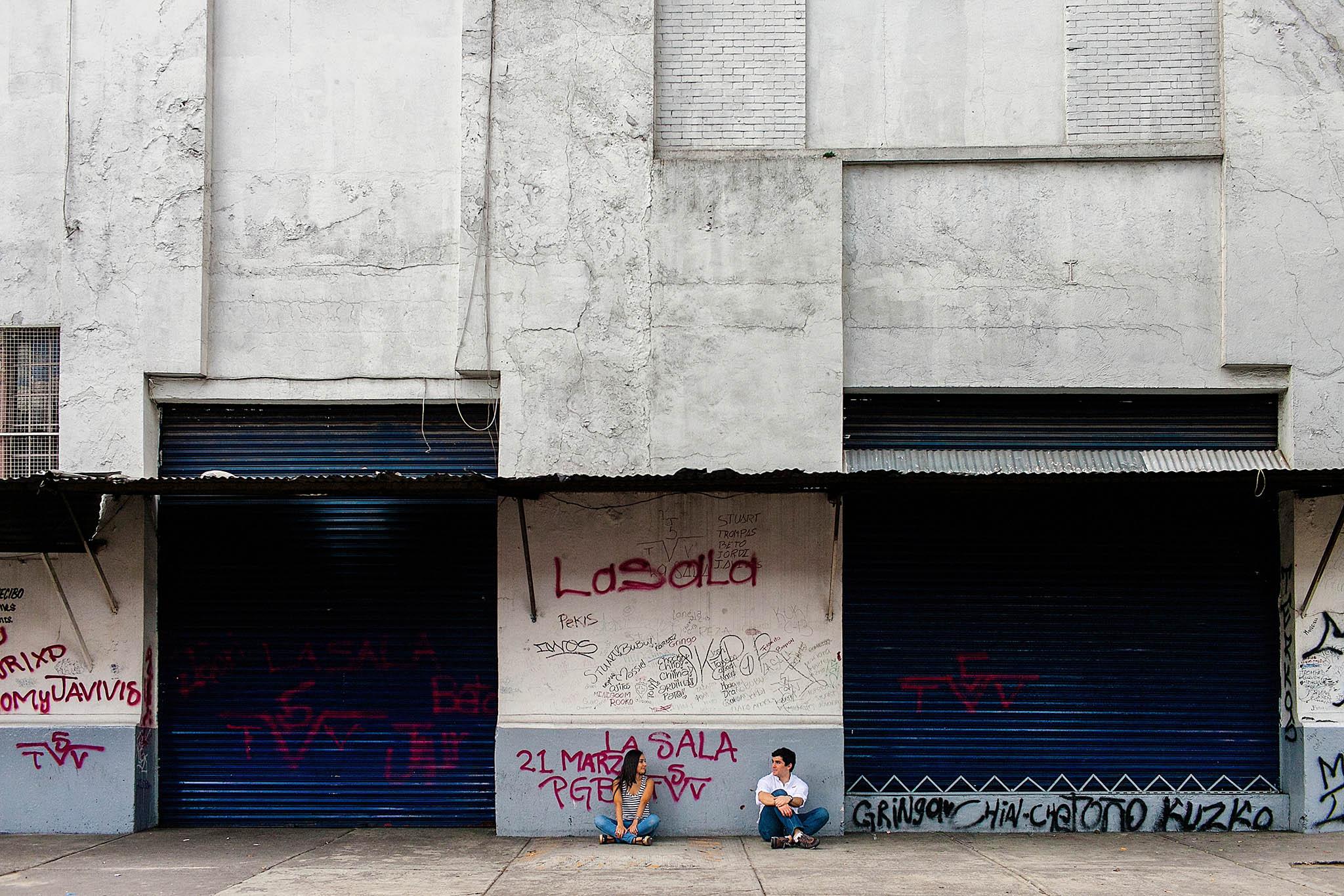 Fotos de sesión de pareja Ciudad de Mexico